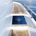 custom deck mats